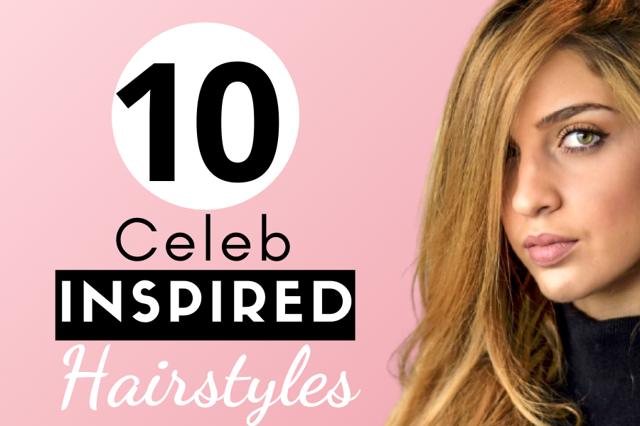 10 Women Hair Styles Inspired By Celebrities